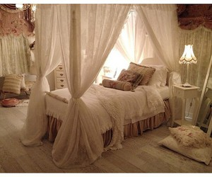 bed, cool, and Dream image