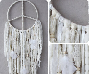 beautiful, bohemian, and dreamcatcher image