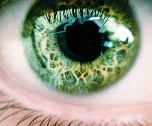 green, eyes, and eye image