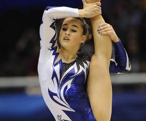 gymnastics, japan, and tokyo image