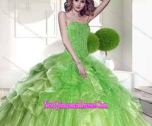cute quinceanera dress, vestidos de quinceanera, and 2015 sweet 16 dresses image