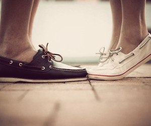 shoes, love, and couple image