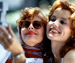 thelma and louise, thelma & louise, and movie image