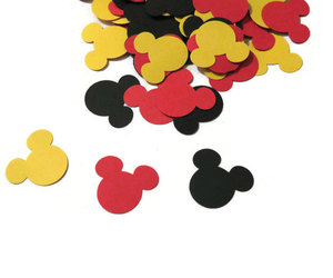 mickey mouse ears, kids birthday party, and party supplies image