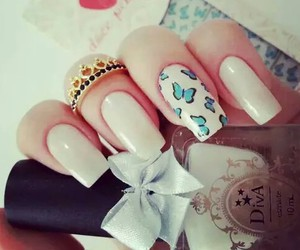 beauty, nails, and designs image