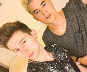 kian lawley and ricky dillon image