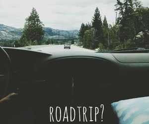 roadtrip, travel, and adventure image