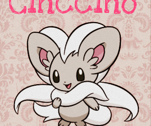 evolution, pokemon, and minccino image