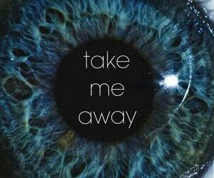 Avril Lavigne, Lyrics, and take me away image