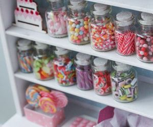candy, miniature, and toys image