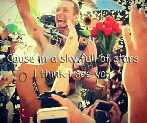 coldplay, image, and photo image