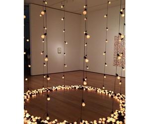 decor, lights, and room image