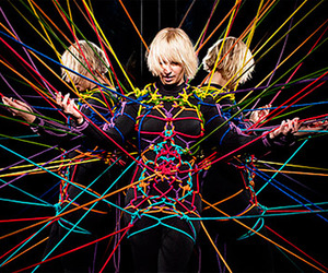 colours, music, and Sia image