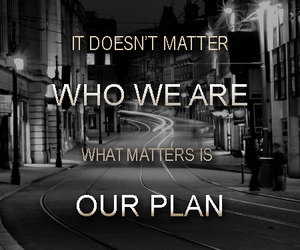 who we are and our plan image