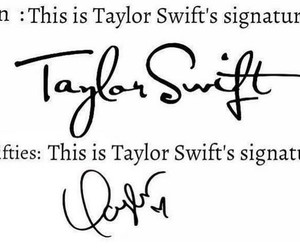 idol, sign, and Swift image