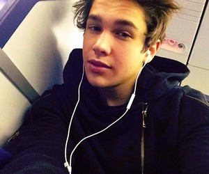 austin mahone, boy, and Austin image