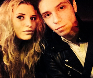 juliet simms, andy biersack, and bvb image