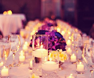 candlelight, candles, and decor image