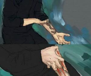 always, dark, and dumbledore image
