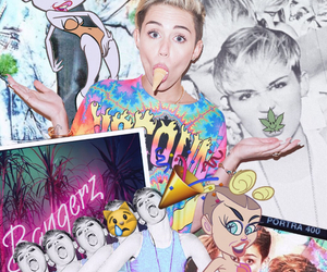 miley cyrus, miley, and wallpaper image