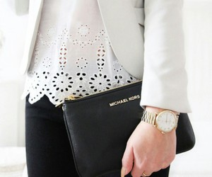 accessoires, blazer, and classy image