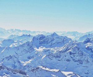 Alps, Skiing, and swiss alps image