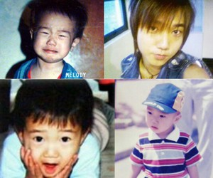 baby, pre debut, and kpop image