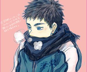 anime boy and kasamatsu yukio image