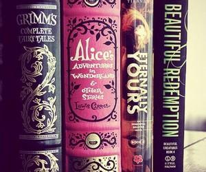 book and alice image