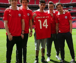 louis, zayn, and perfect image
