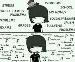 music, problems, and arctic monkeys image