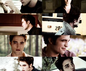 edward cullen, robert pattinson, and the twilight saga image