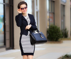 chic, business professional, and fashion image