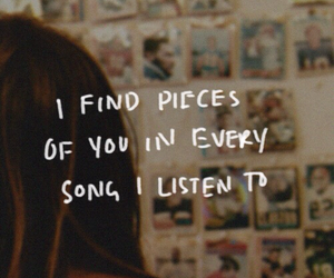 love, song, and quotes image