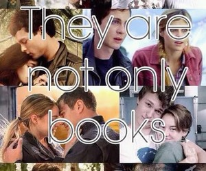 the chronicles of narnia, hunger games, and the fault in our stars image