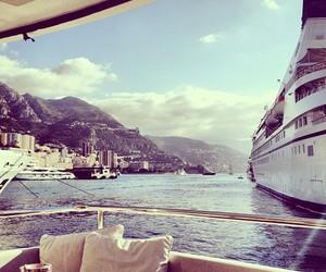 summer, sea, and luxury image