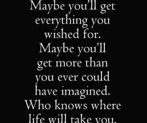 life, one tree hill, and quote image