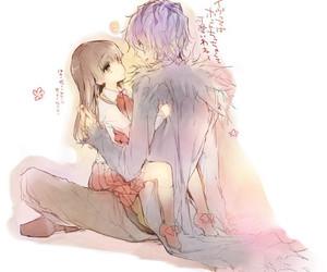 ib and anime image