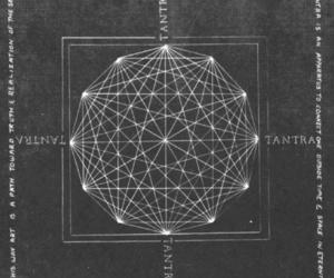 patterns, vintage, and yantra image