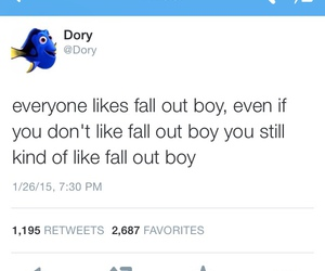 fall out boy and dory image