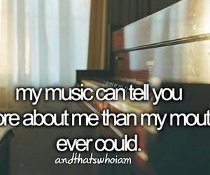 me and music image