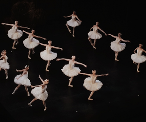 black, ballet, and dance image