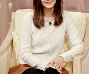 victoria justice and the meredith vieira show image