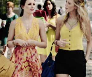gg, gossip girl, and serena and blair image