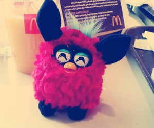 grunge, furby.boom, and happy image
