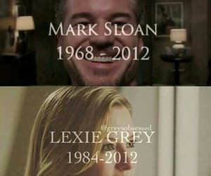grey, lexie, and mark image