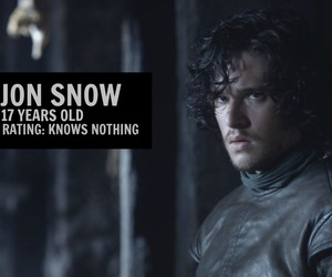 pretty, got, and game of thrones image