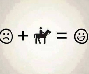horse, happy, and love image