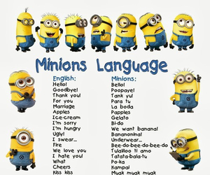 amazing, cute, and minions image