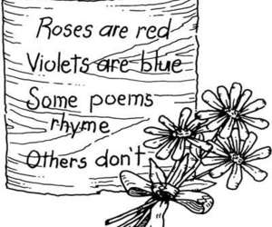 poem and cute image
